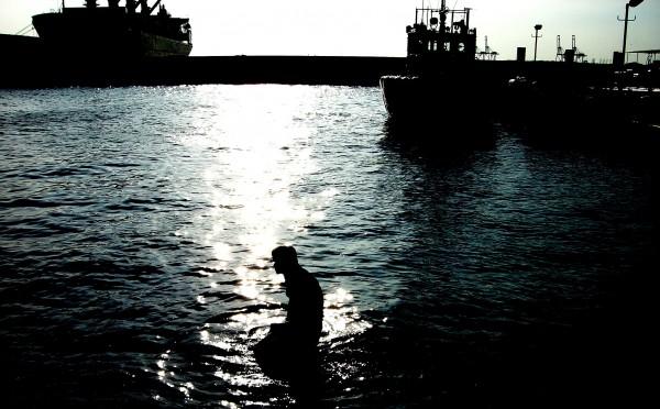 Little Mermaid Osaka Port Japan