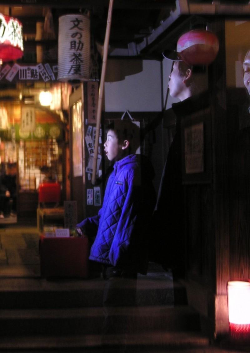kyoto kiyomizu-dera japan children