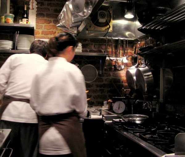 In the Kitchen, Kyoto