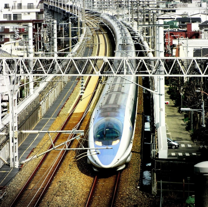shinkansen japan railway uegahara nishinomiya hyog