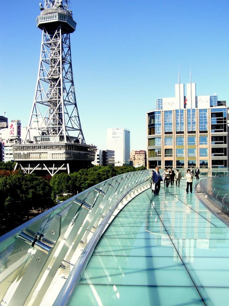 cental-park aichi nagoya japan tower building