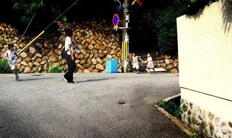 street children japan uegahara nishinomiya