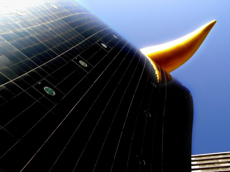 "Asahi Beer Hall, Tokyo. ""Philippe Starck"""