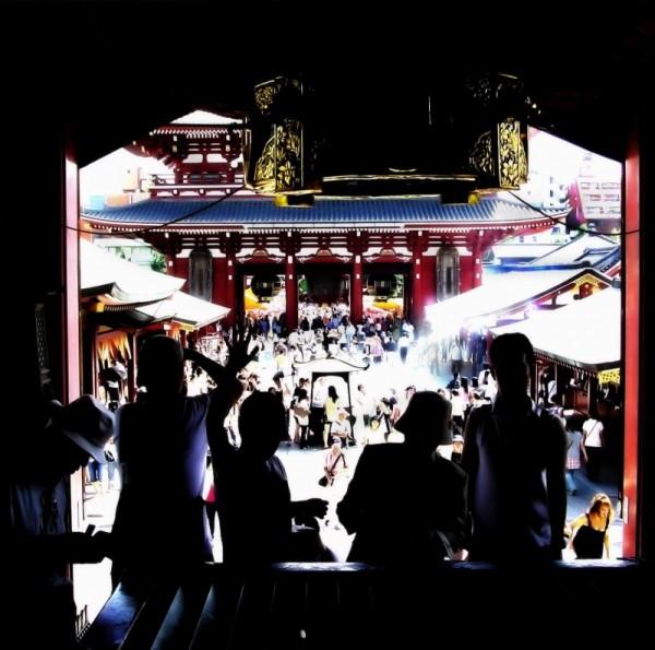 Sensoji Temple 2
