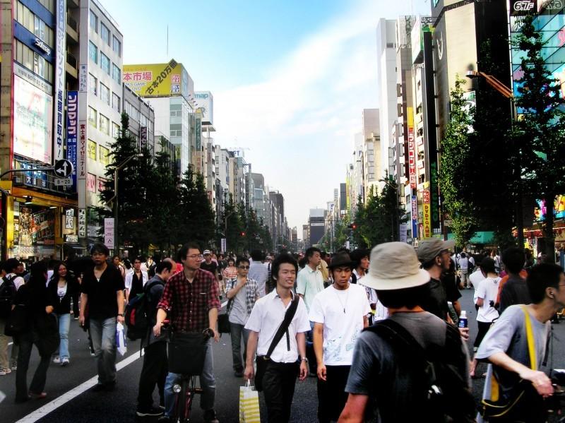 Downtown Akiba Akihabara