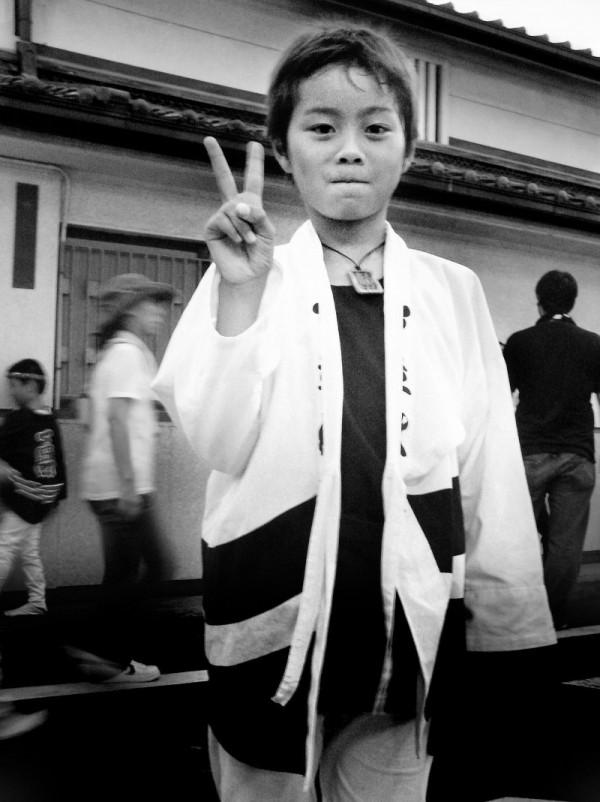 Danjiri Matsuri kishiwada osaka boy japan children