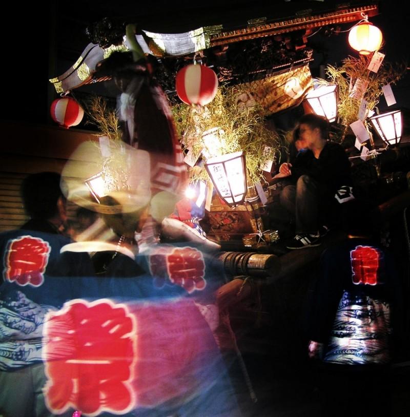 Sonoda danjiri amagasaki