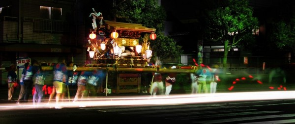 Danjiri Parade, Sonoda 3