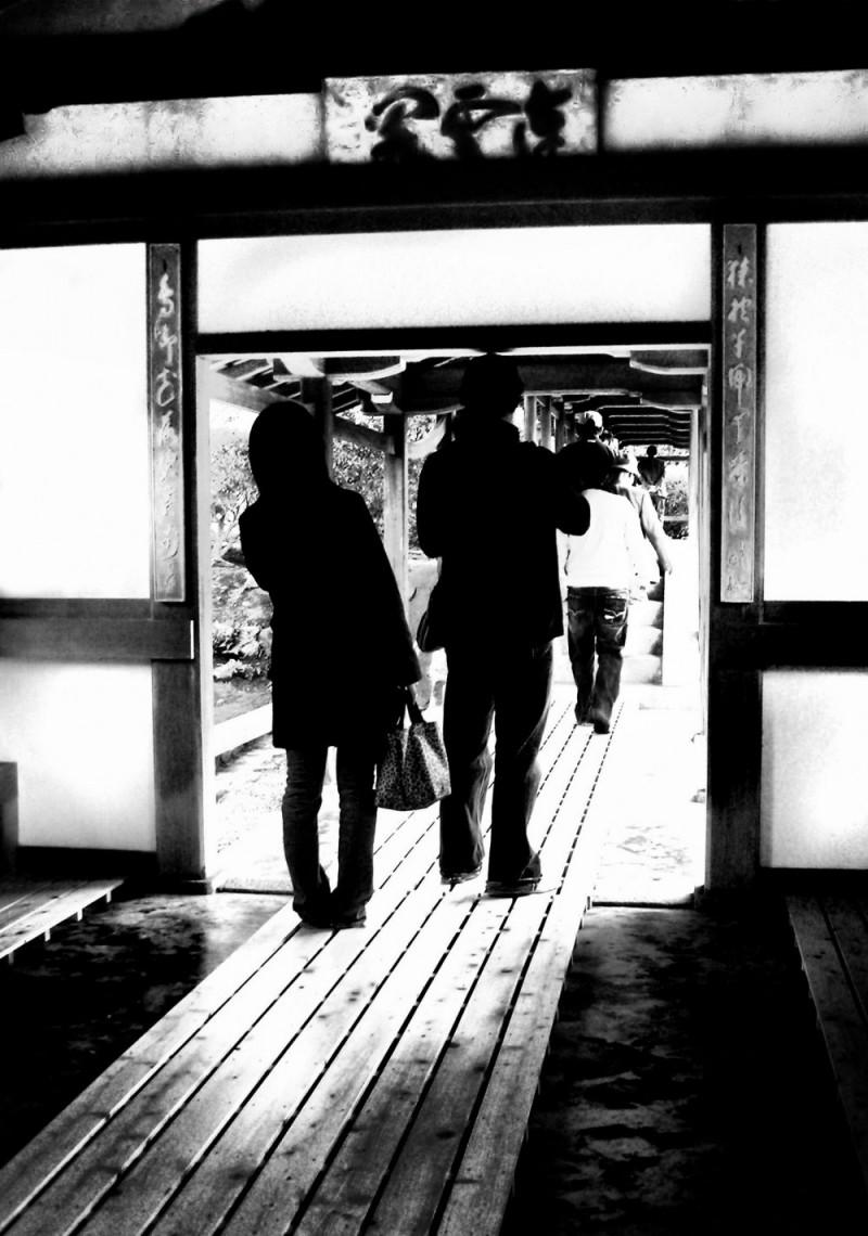 Tenryu-ji temple  Arashiyama, Kyoto Japan