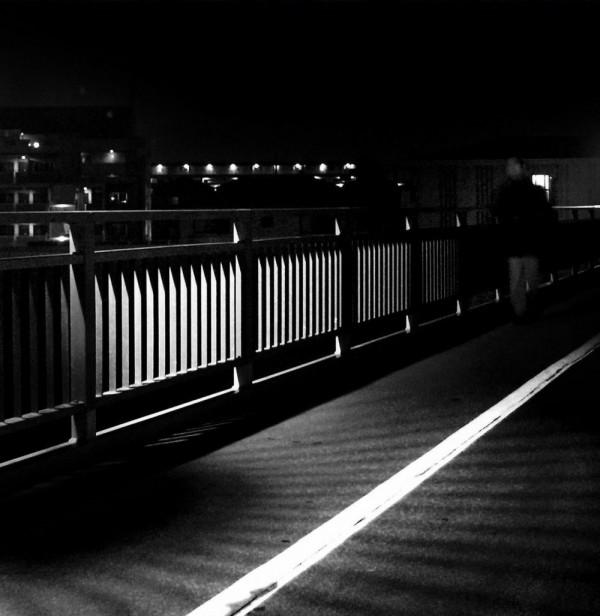 Sonoda bridge night