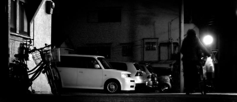 Sonoda night walking