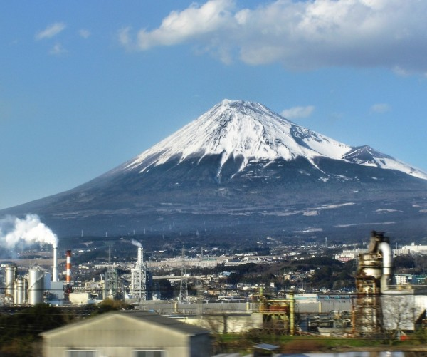 Other Views of Mount Fuji, Part 1