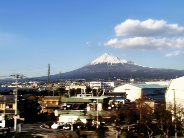 Other Views of Mount Fuji, Part 2