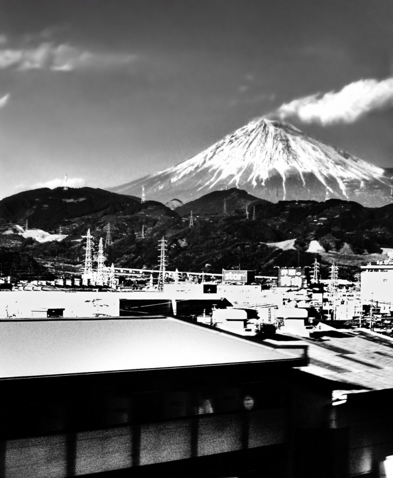 fuji shizuoka shinkansen Japan