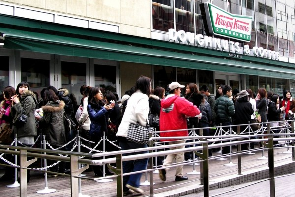 Queuing for Things in Tokyo, Part 2