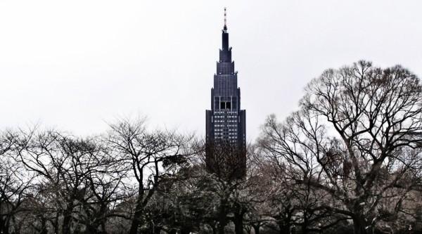 Docomo Tower, Shinjuku 2
