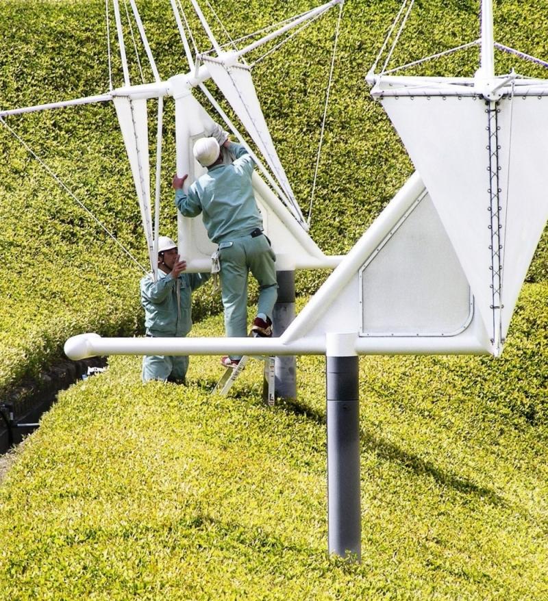 Kwansei Gakuin university Nishinomiya workmen