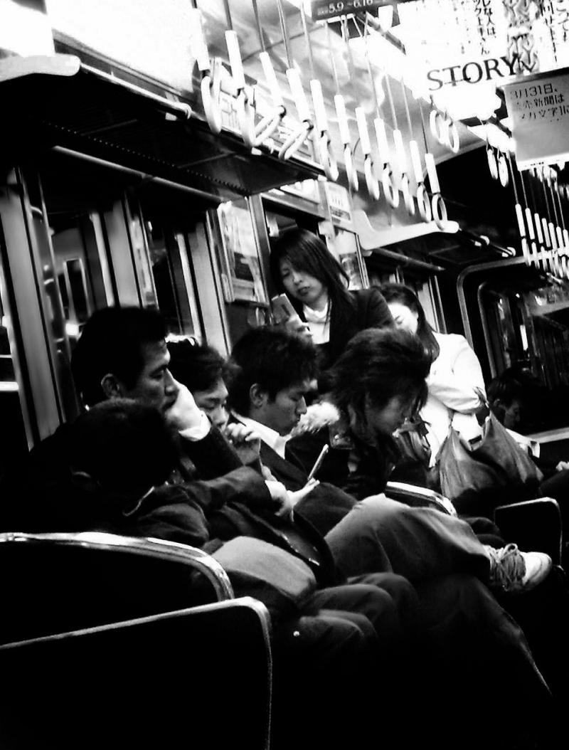 osaka japan passenger train