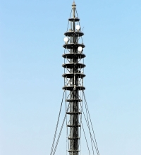 tower Osaka Cosmo-Square Japan