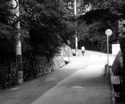 Street Uegahara Nishinomiya Japan
