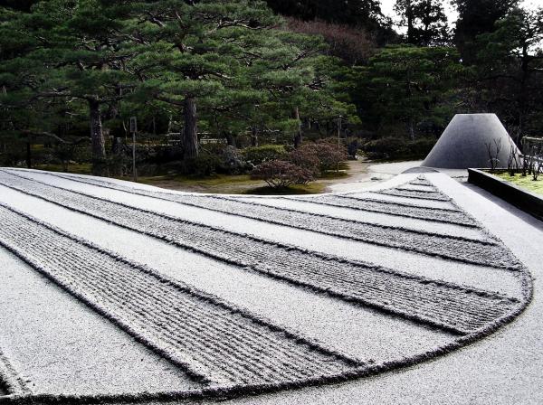 Ginkakuji Garden