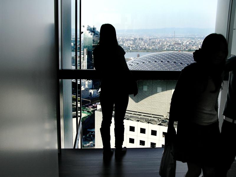 osaka umeda japan skyscraper Breezé-Breezé
