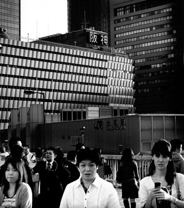 street Osaka Umeda city