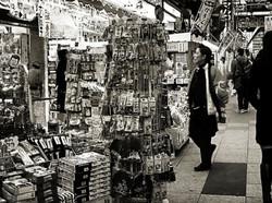Shinsekai Tennoji Osaka street shop souvenir Japan