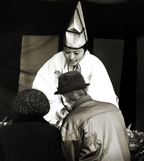 Ebisu Shrine, New Year's Day 5