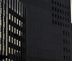 Yodobashi Camera Osaka Umeda sunset Japan