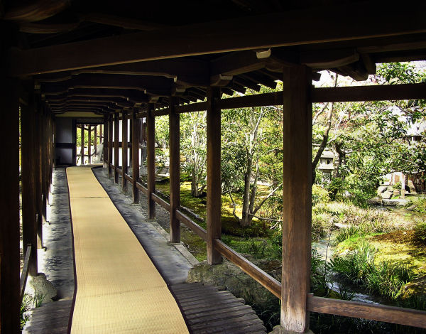 Tenryu ji Garden, Arashiyama