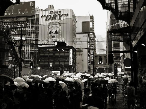 A Rainy Day in Osaka 5