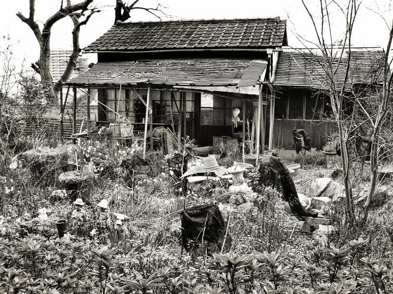 Kurashiki Okayama Japan house garden