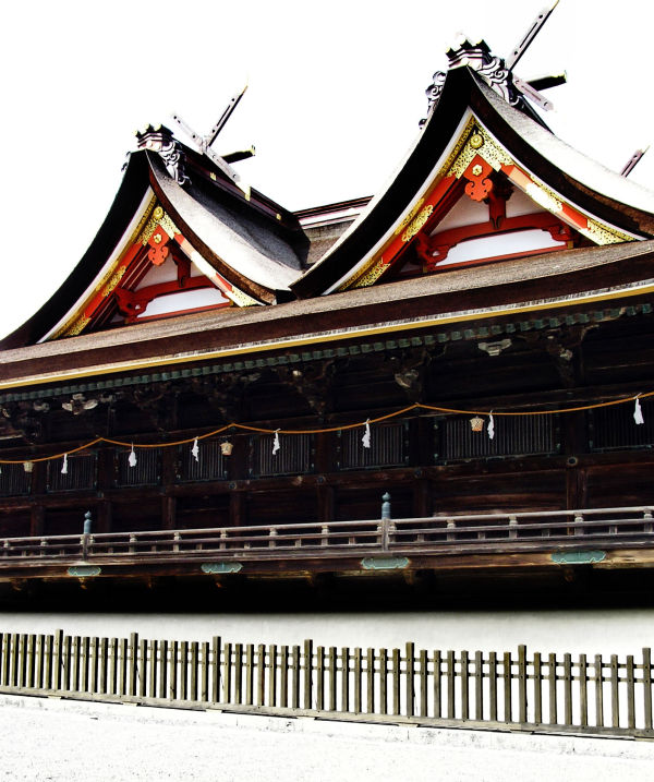 Kibitsu Shrine, Okayama 2