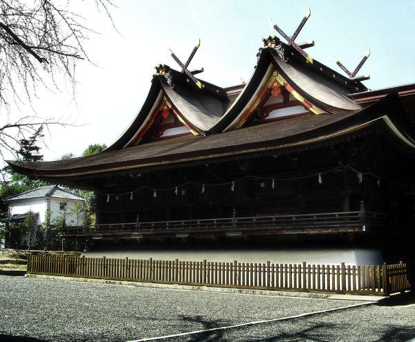 Kibitsu Shrine, Okayama 3