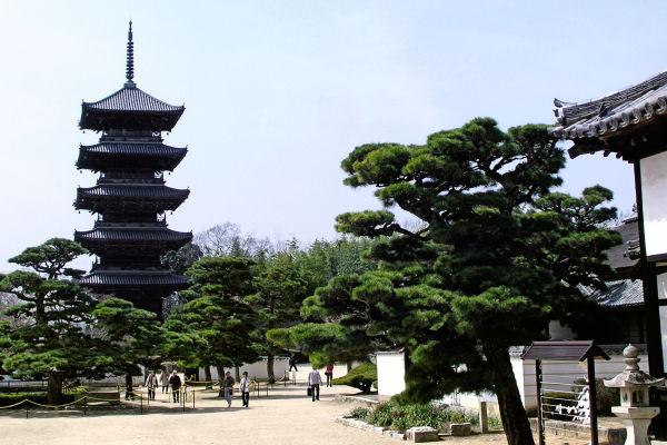 Bitchu Kokubunji, Okayama 4