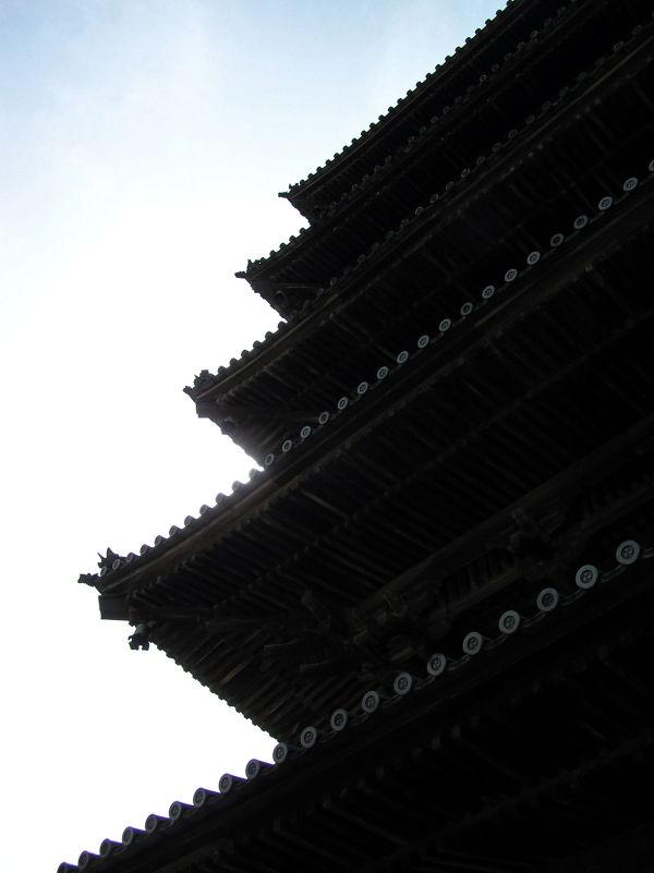 Bitchu Kokubunji Pagoda 4