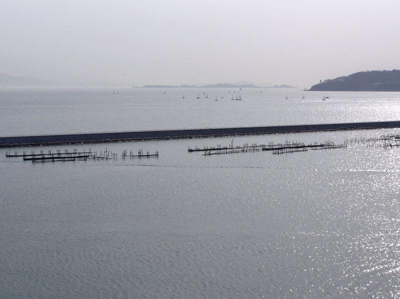 Ushimado Okayama Japan Seto-Naikai sea