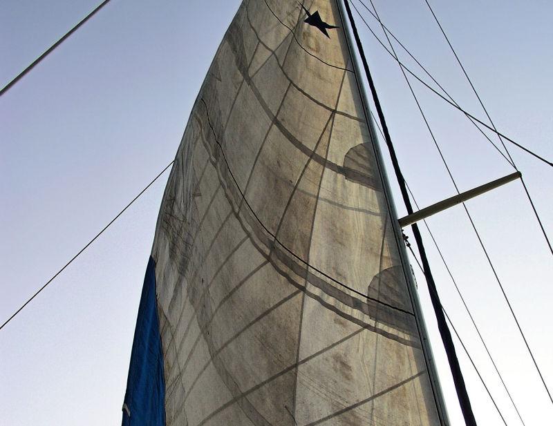 Ushimado Okayama Japan Seto-Naikai sail yacht