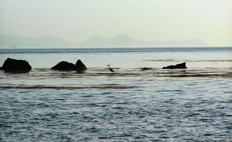 Ushimado Okayama Japan Seto-Naikai sea island