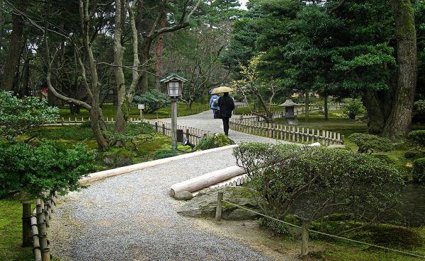 Kenrokuen, Kanazawa 5