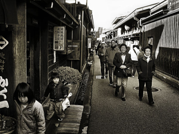 Sightseeing in Takayama 2