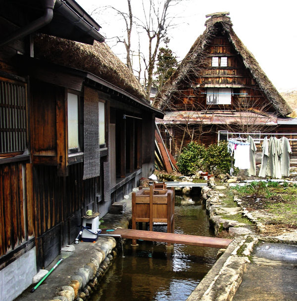 Daily Living, Shirakawa go