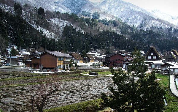 Daily Living, Shirakawa go 2