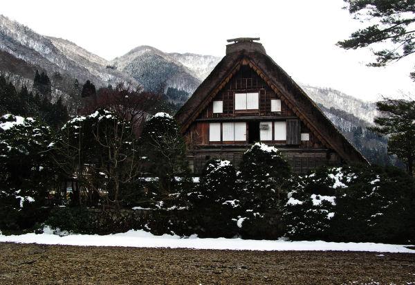 Wada House, Shirakawa go