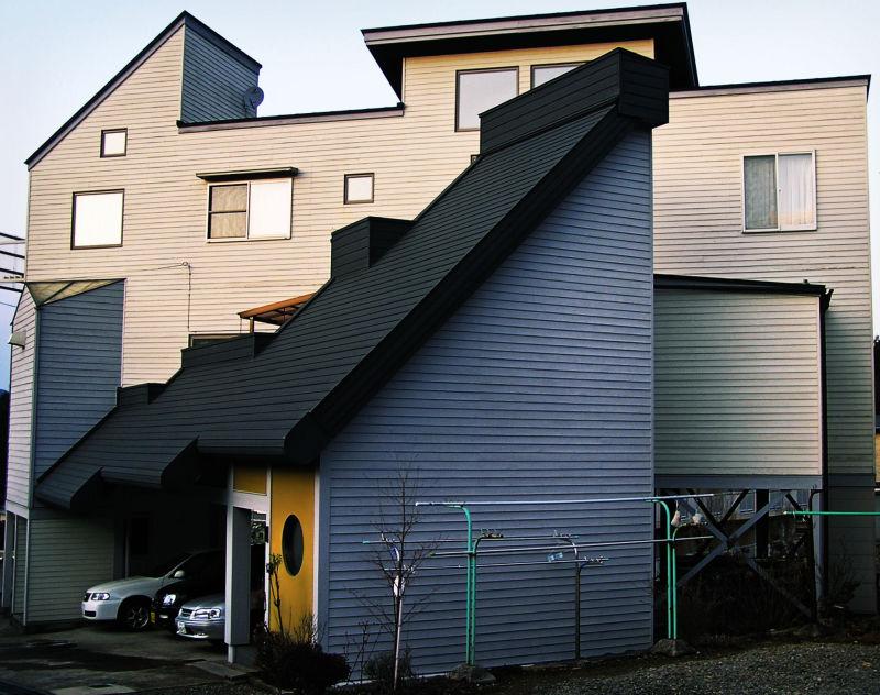 Hida Takayama Japan Gifu house