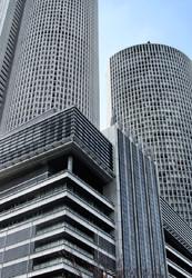 nagoya aichi japan building JR-Central-Towers