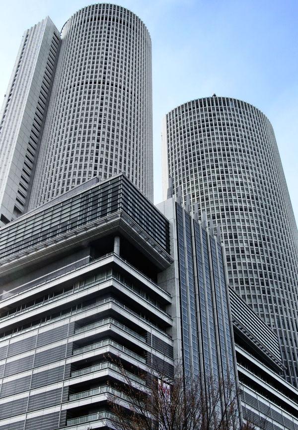 JR Central Towers, Nagoya