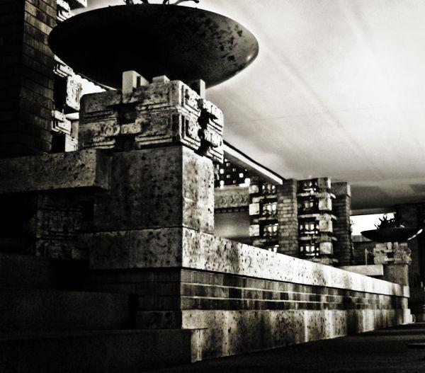 Frank Lloyd Wright's Imperial Hotel 12