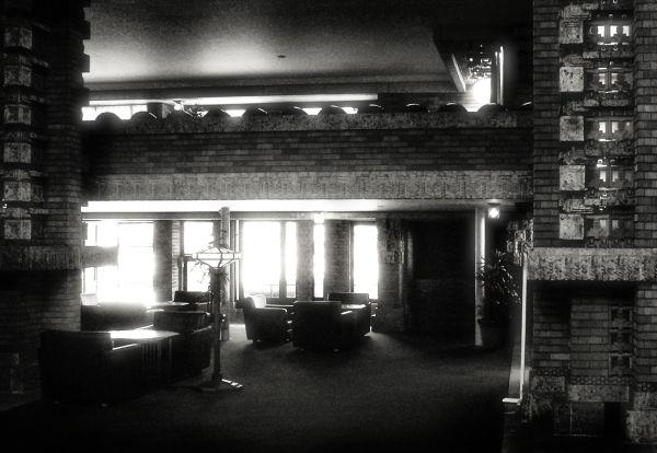 Frank Lloyd Wright's Imperial Hotel 13